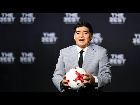 Прощание с Диего Марадоной. Прямая трансляция из Аргентины