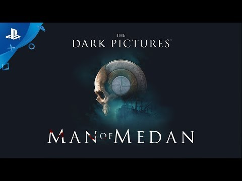 The Dark Pictures: Man of Medan | Ankündigungstrailer | PS4