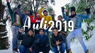 Trip to Auli, Joshimath - After movie