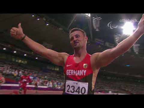 Paralympic athlete Heinrich Popow -  Best of video