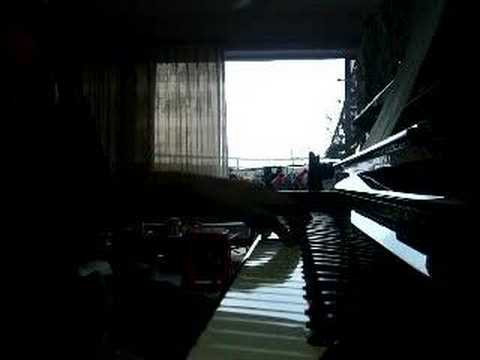 李聖傑 - 擦肩而過 (piano)
