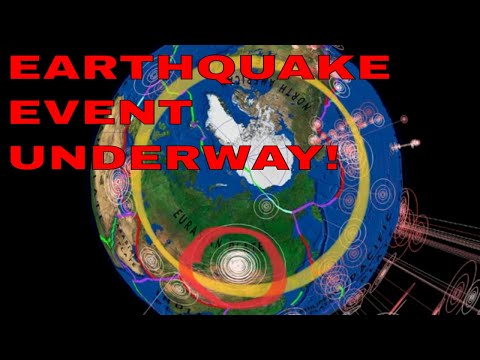 Earthquake EVENT Underway / Extreme COLD Warnings / OUR Sun Today January 12, 2021