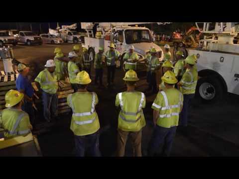 Duke Energy Storm Preparedness B-roll