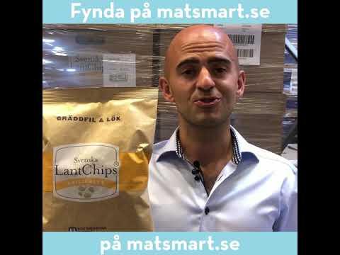 Fynda Gräddfil & Lök på matsmart.se