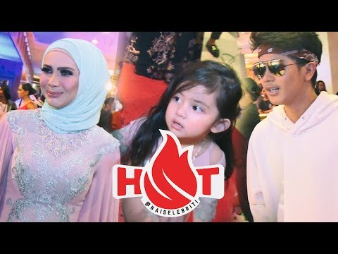 Fesyen Selebriti di Karpet Merah ASK 2017   H.O.T