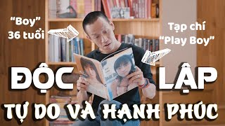 Chọn sách để đọc và ý thức độc lập suy nghĩ | Nguyễn Hữu Trí