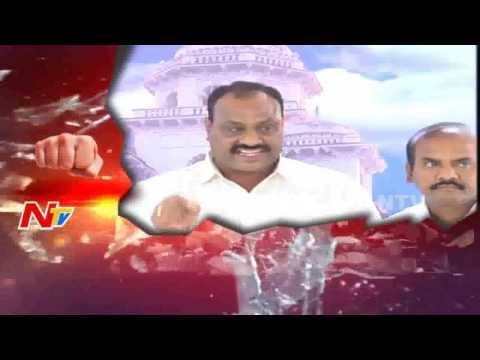 Power Punch : Atchan Naidu Punch to YS Jagan and YCP MLAs