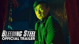 Bleeding Steel 2018 Movie Trailer – Jackie Chan