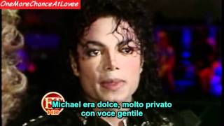 (ITA sub) La leggendaria intervista di Mary Hart a Michael Jackson RARE IMAGES