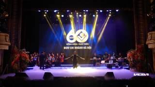Múa tương tác & giao hưởng - BIDV Hà Nội