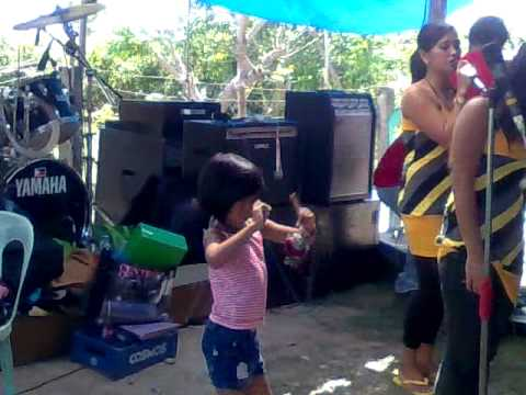 energizer band no body little dancer janna roxette,vanessa,hazel villasper