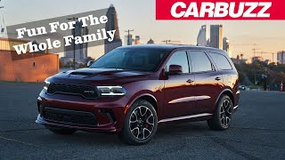 2021 Dodge Durango Hellcat First Drive Review: The Most Usable Hellcat EVER