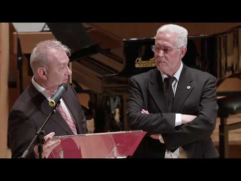 Entrega de Premios Primera Sección 42 Certamen de Bandas Diputación de València