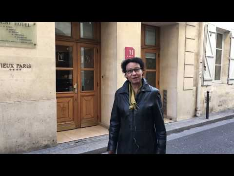 Chester Himes' Paris | An excerpt from Walking The Spirit Tours with Julia Browne