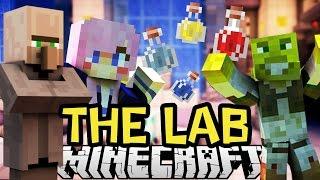 Pajama Party! | The Lab | Minecraft Minigame