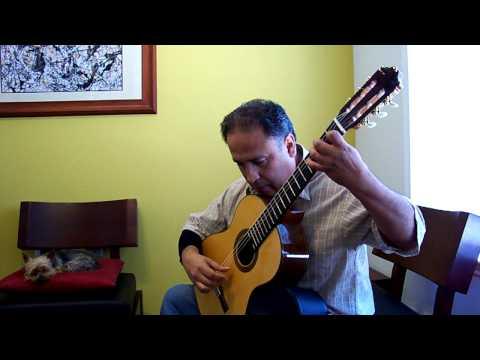 Carabuela - Sanjuanito Ecuatoriano. Solo Guitar