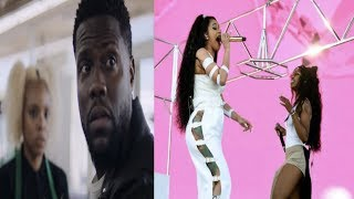 Kevin Hart Appears In  J.Cole's New Music Video+Cardi B Lived Her Best Life at Coachella