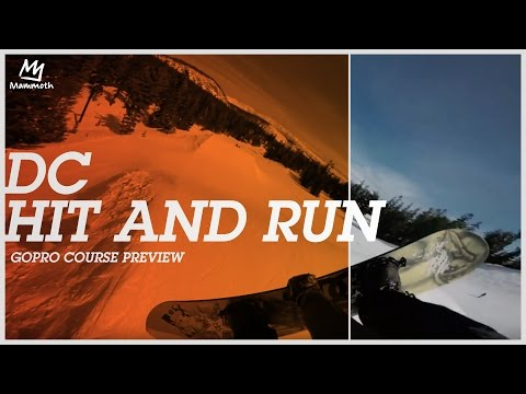 2017 DC HIT AND RUN COURSE PREVIEW