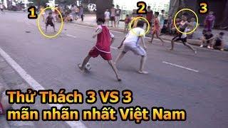 Thử Thách Bóng Đá 3vs3 Quang Hải Nhí Duy Trung ft Neymar Văn Anh so tài cầu thủ nhí Việt Nam