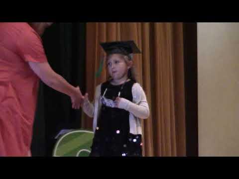 CCRS K Graduation  6-24-21