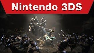 Nintendo 3DS – Fire Emblem Teaser Trailer