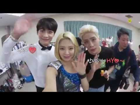 SNSD Hits Channel – SNSD & SHINee Cut