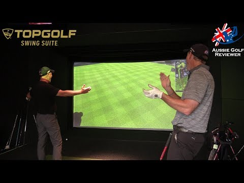 devils island TOPGOLF SWING SUITE parkwood village FULL SWING SIMULATOR