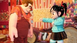 Game | Wreck It Ralph Meet | Wreck It Ralph Meet