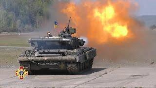 Танкові змагання «Сильна Європа»: відкриття