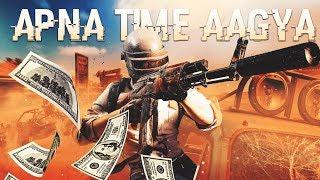 Apna Time Aagya   Pubg Mobile New Update Live   Gaming Guru