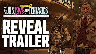Guns, Love, and Tentacles Reveal Trailer preview image