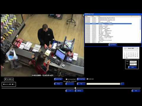 ADDER's POS Integration with High Resolution IP Camera