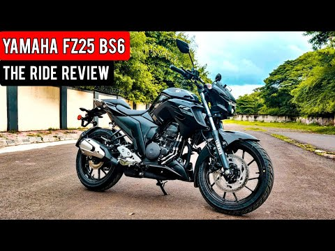 video Yamaha FZ25 BS6