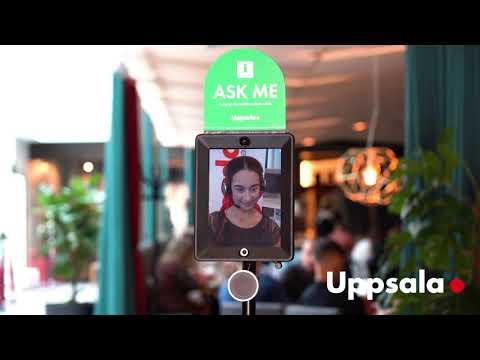 T.I. - Uppsalas mobila robot för turistinformation