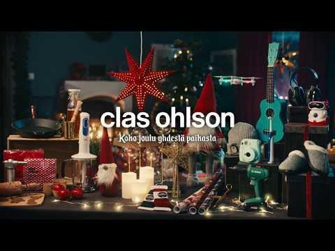 Jouluntekijöille - Clas Ohlson