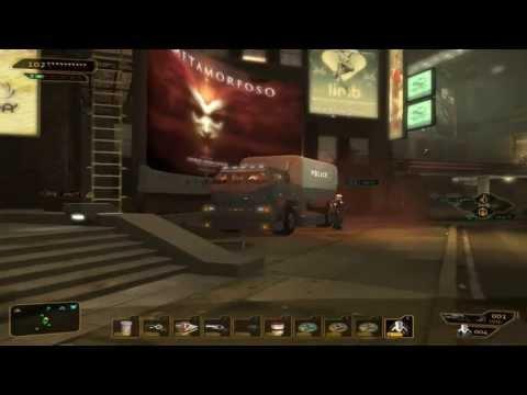 Путешествие по миру РПГ - Deus Ex HR серия 34 - Сэндовал