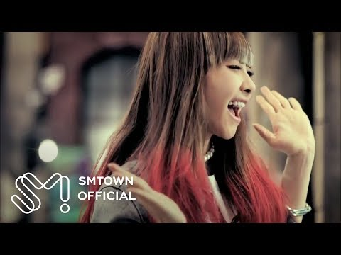 f(x) 에프엑스 'NU 예삐오 (NU ABO)' Teaser