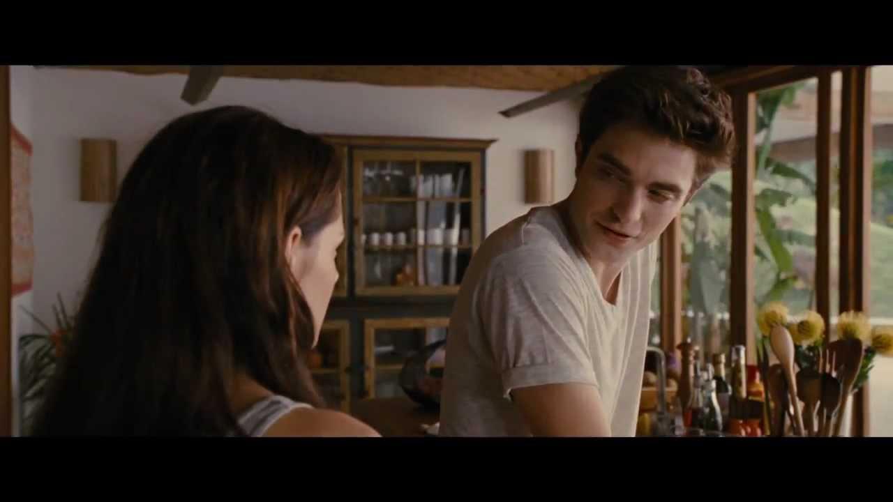Twilight Saga Breaking Dawn Part 1 - Exclusive Honeymoon ...