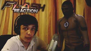 "Reaction   SDCC Трейлер 3-его сезона ""Флэш/The Flash"""