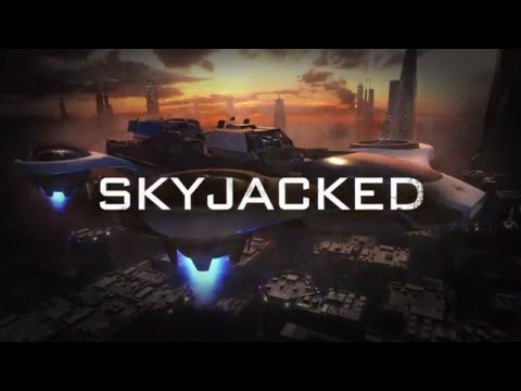 CoD: Black Ops III | Skyjacked
