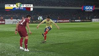 Recreación Colombia 1-0 Qatar - Copa América 2019