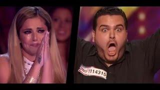 All GOLDEN BUZZER Emotional Moments   America's Got Talent 2016