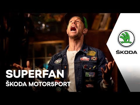 Superfans, Many Thanks to All of You | ŠKODA MOTORSPORT