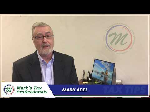 Tax Tip - Deduct up to 20% of business income