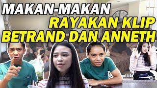 The Onsu Family - Ruben Onsu ajak Anneth dan Betrand, MAKAN BARENG rayakan Video Clip TERBARU