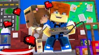 Minecraft Daycare - TINA'S GOAL !? (Minecraft Roleplay)