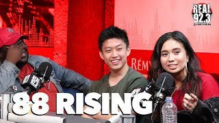 88rising talks Upcoming Tour, Joji Album, Favorite Video Games & More!