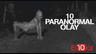 Dünyanın Kaydedilmiş En Korku Dolu 10 Gizemli Paranormal Olayı