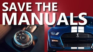 The End of Manual Transmissions?