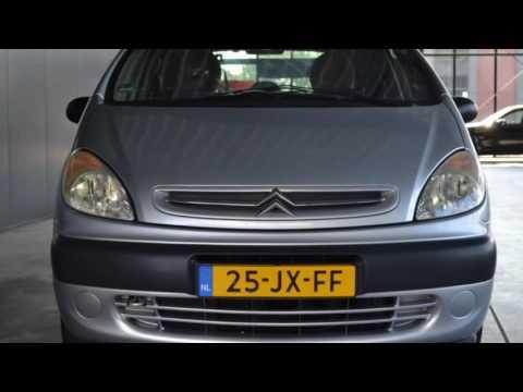Citroën Xsara Picasso 1.8I-16V PLAISIR Airco ECC Nieuwe APK Inruil mogel